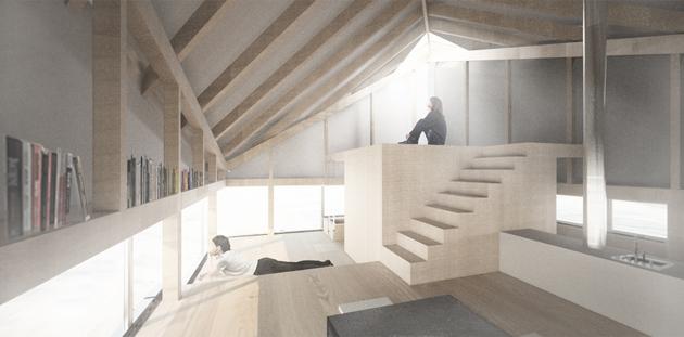 HORIZON HOUSE - INTERIOR