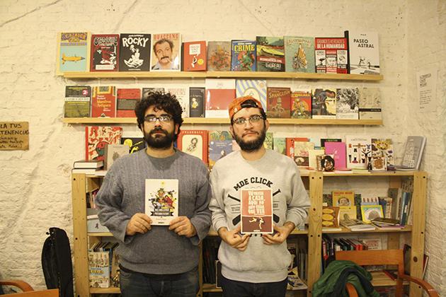 Anicet y Sergio Albarracín