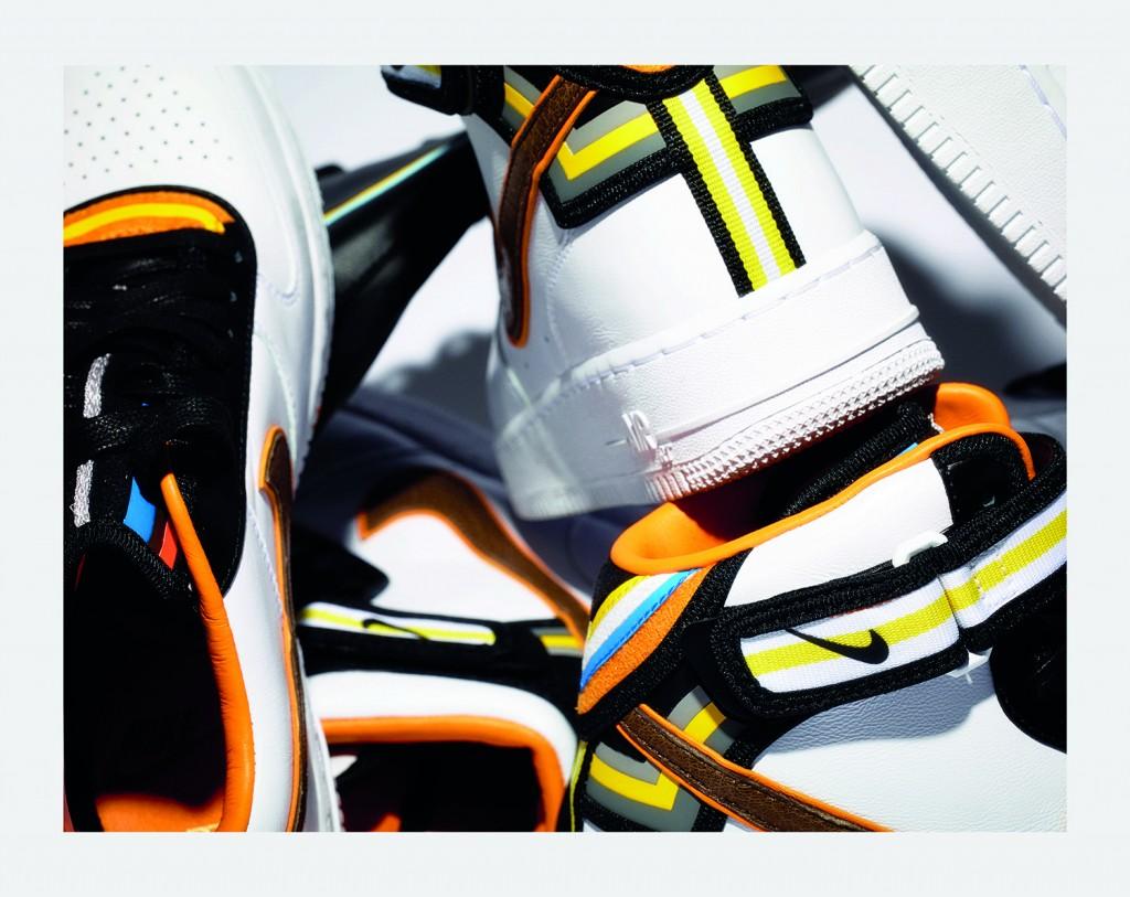 Nike + RT Crop